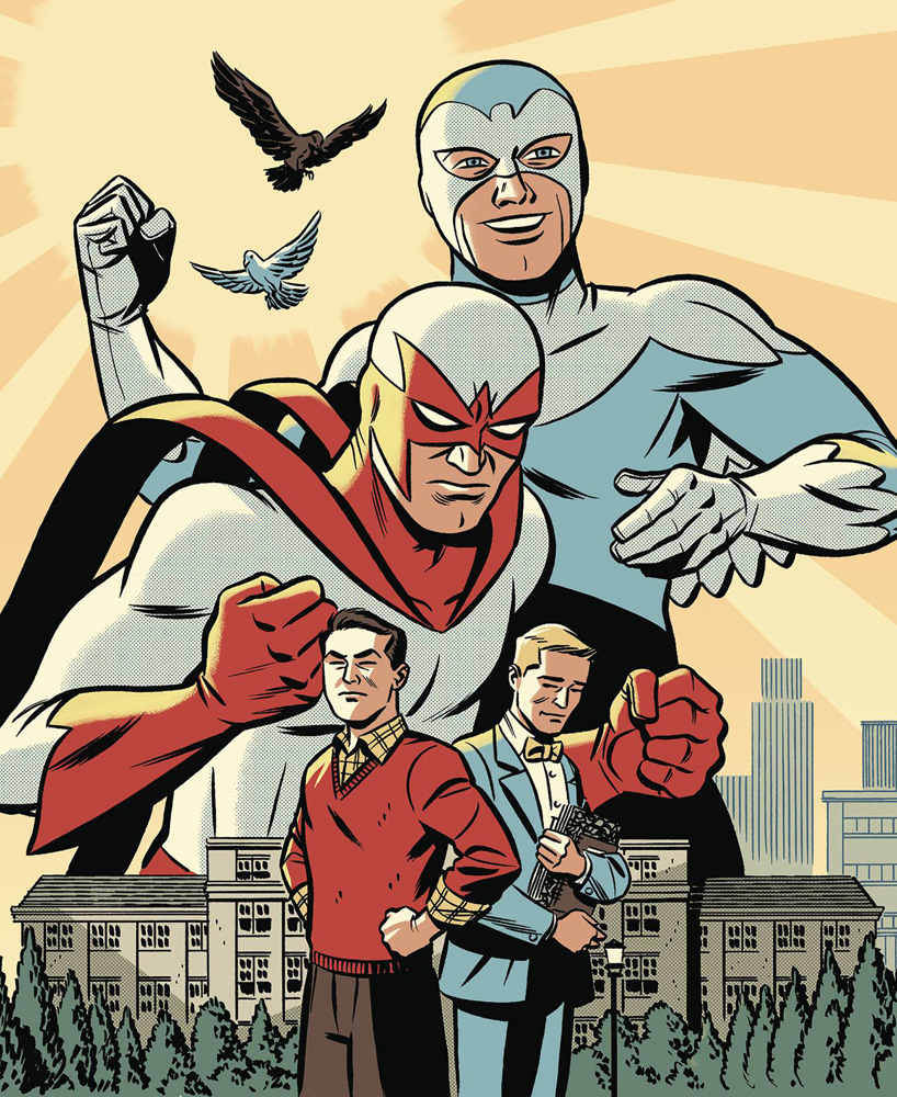 Hawk & Dove: The Silver Age