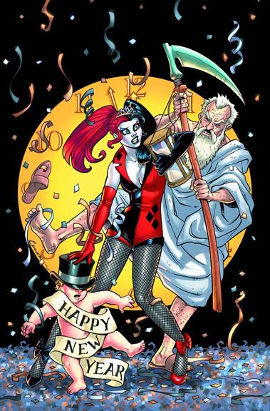 Harley Quinn Holiday Special