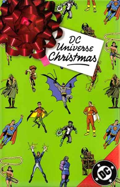 A DC Universe Christmas