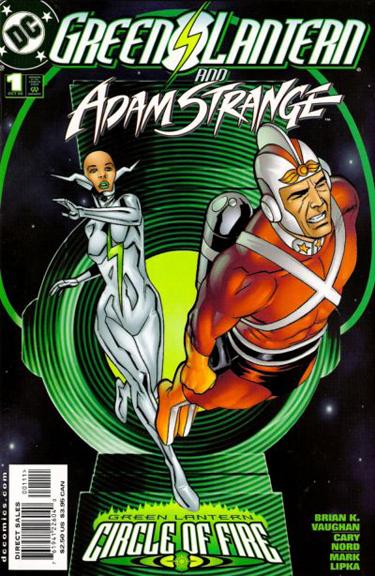 Green Lantern/Adam Strange
