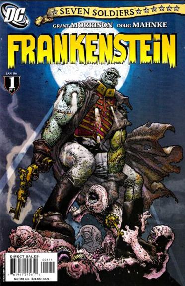 Frankenstein #1