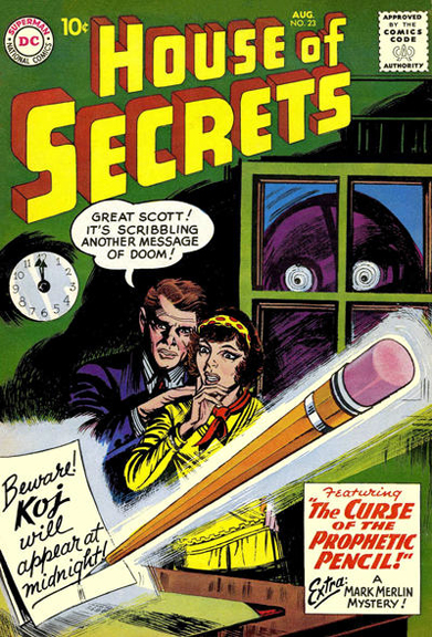 House of Secrets #23