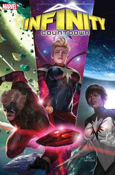 Infinity Countdown: Captain Marvel