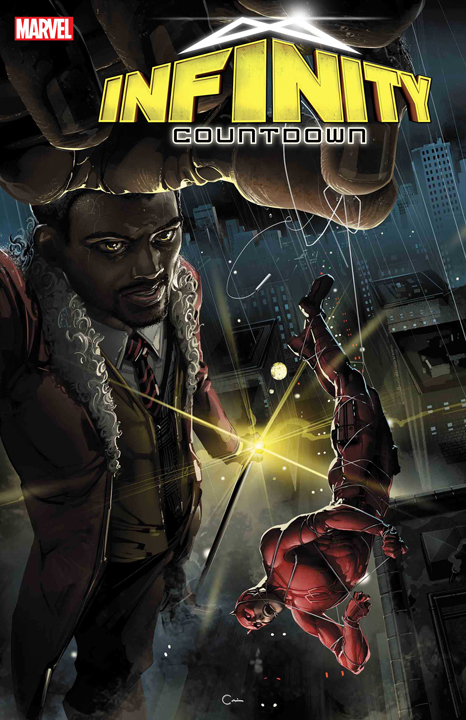 Infinity Countdown: Daredevil