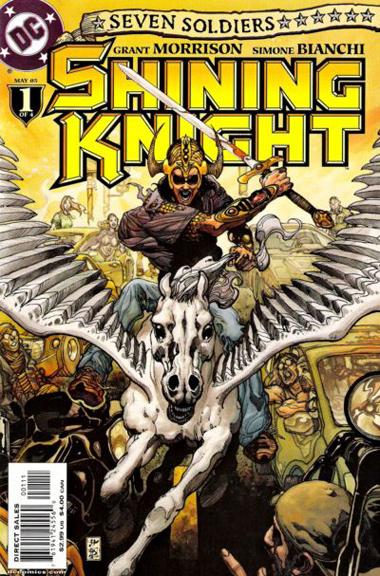 Shining Knight #1
