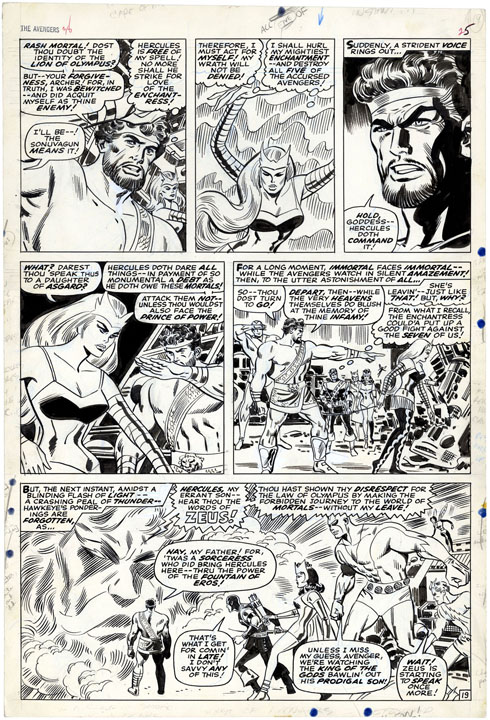 The Subtle Storytelling Of Don Heck