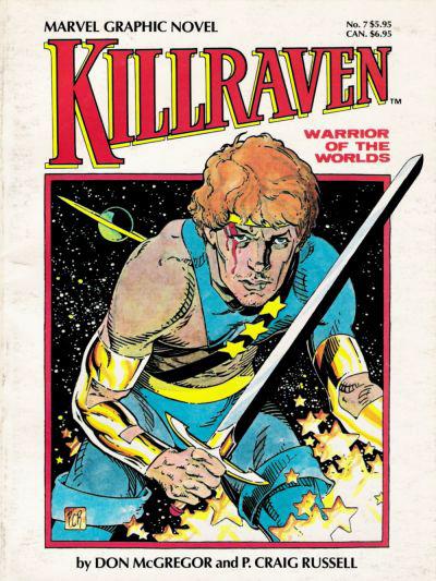 Marvel Graphic Novel #7