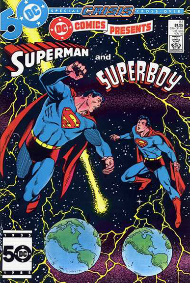 DC Comics Presents #87