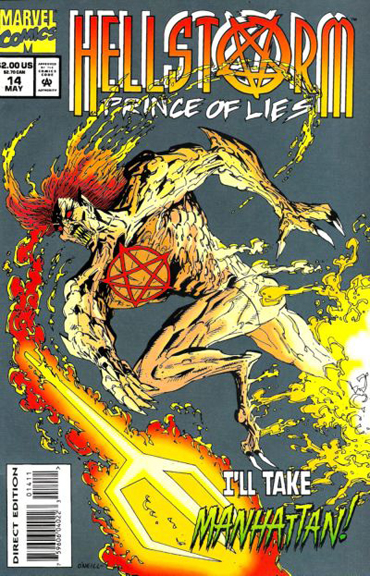 Hellstorm, Prince of Lies #14