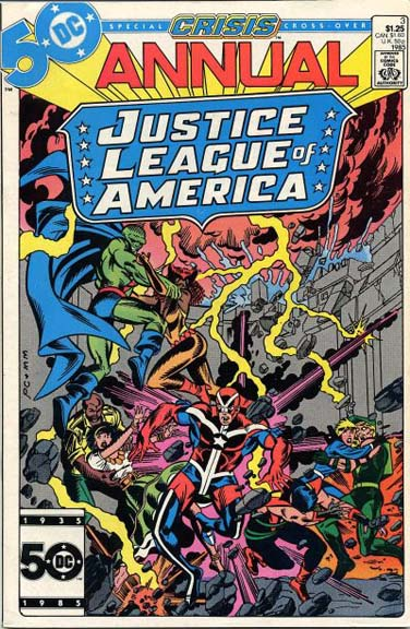 Justice League of America Annual #3