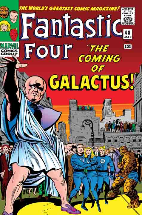 True Believers: Fantastic Four: The Coming Of Galactus #1