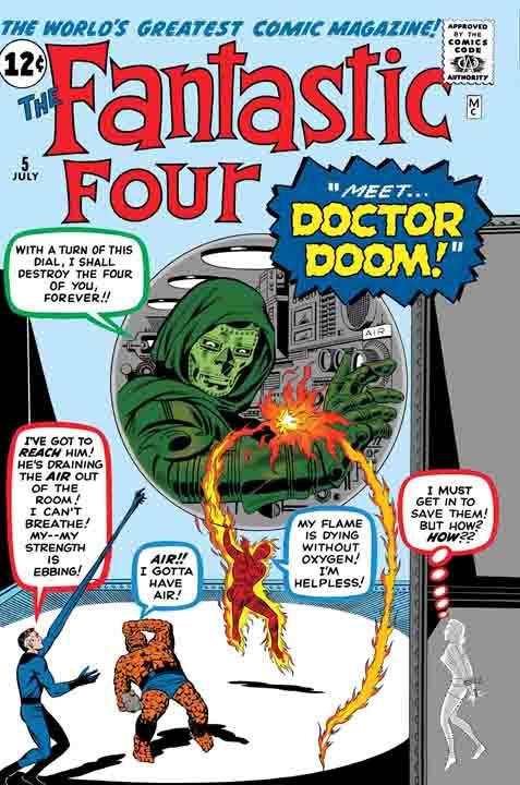 True Believers: Fantastic Four Vs. Doctor Doom #1