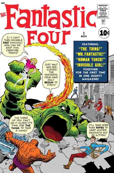 True Believers: Fantastic Four #1