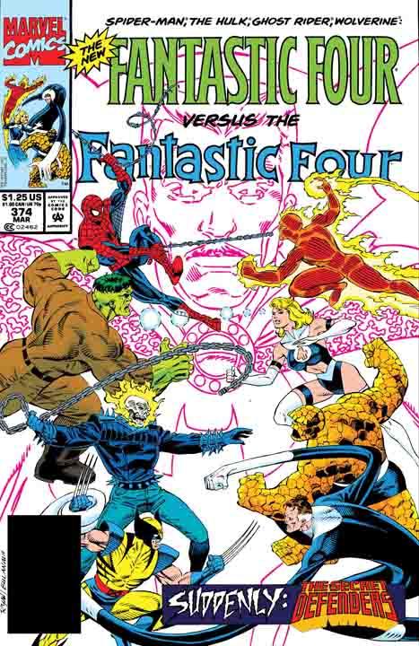 True Believers: Fantastic Four Vs. The New Fantastic Four #1