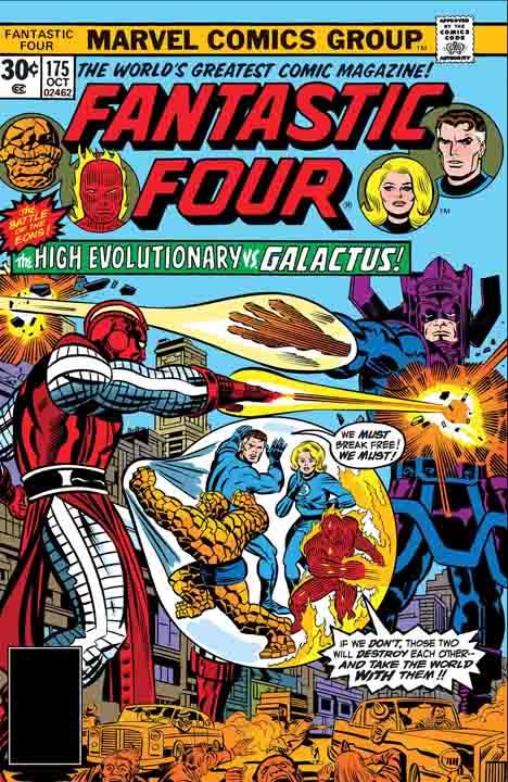 True Believers: Fantastic Four: Galactus Hungers #1