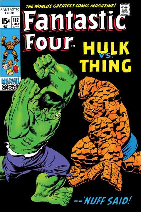 True Believers: Fantastic Four: Hulk Vs. Thing #1