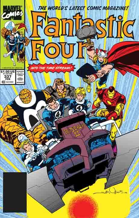 True Believers: Fantastic Four By Walter Simonson #1
