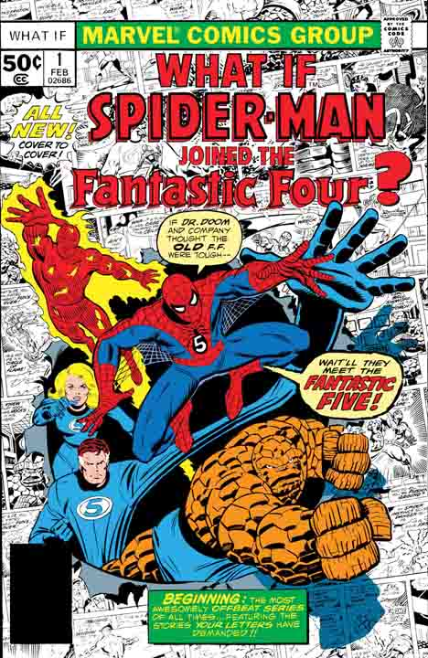 True Believers: Fantastic Four: What If? #1