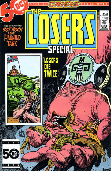 The Losers Special #1