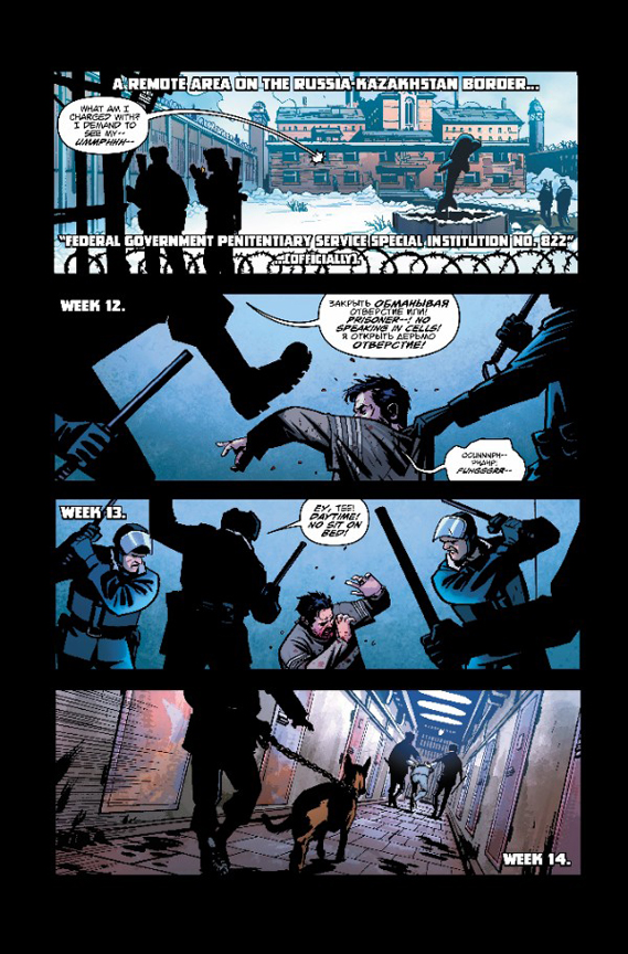 Thief of Thieves #38 preview page 4