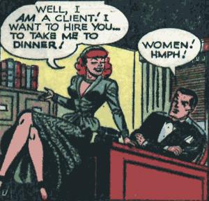 Bruce Wayne-Billionaire Playboy With Batman's Attitude.