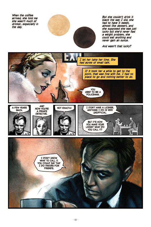 Eight Million Ways to Die preview page 2