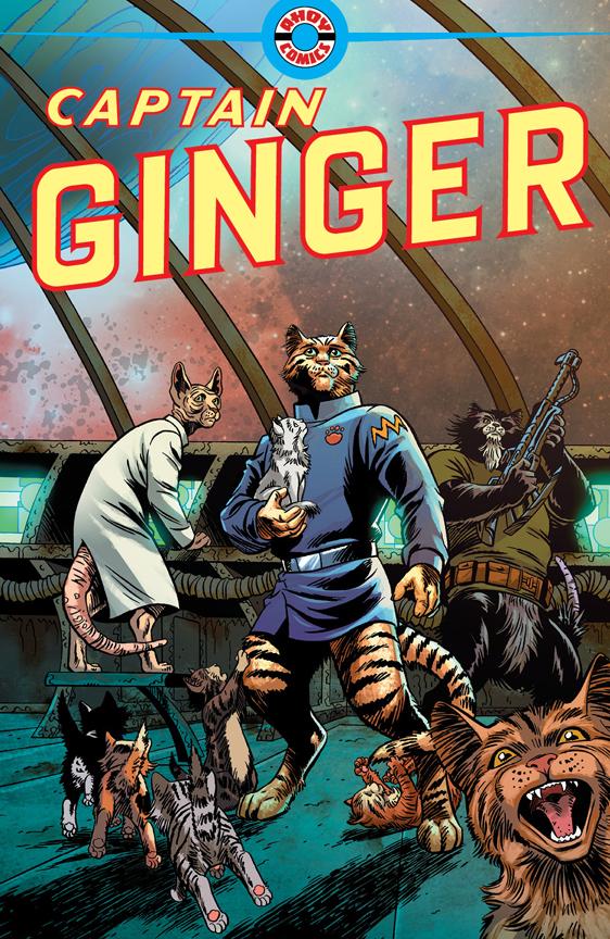 Captain Ginger #1
