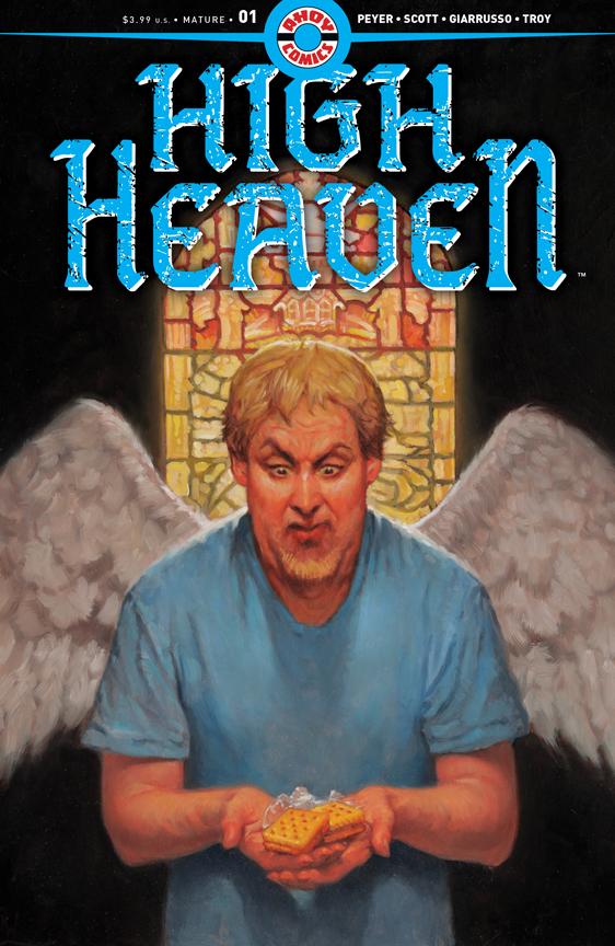 High Heaven #1