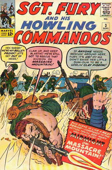 Sgt Fury #3
