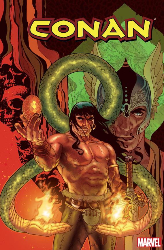 Conan Chronicles Epic Collection: The Heart Of Yag-Kosha