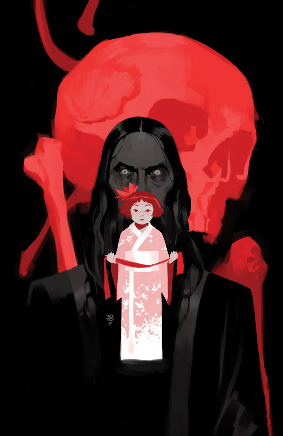 Crimson Lotus #!
