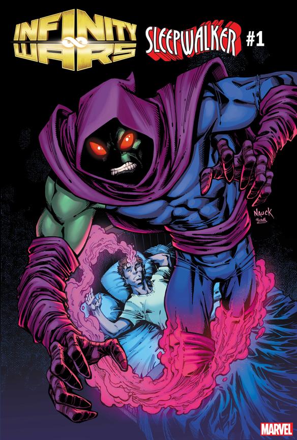 Infinity Wars: Sleepwalker #1