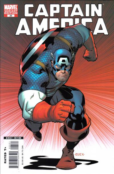 Captain America. Timeless Togs.