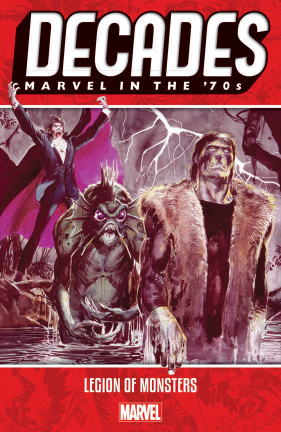 Decades: Marvel In The '70s - Legion Of Monsters TPB