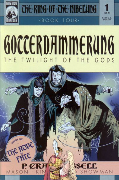 The Ring of the Nibelung: Gotterdammerung #1