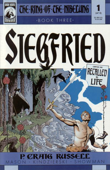 The Ring of the Nibelung: Siegfried #1