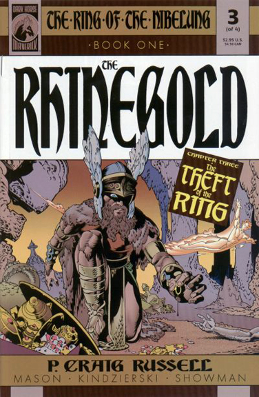 The Ring of the Nibelung: The Rhinegold #3