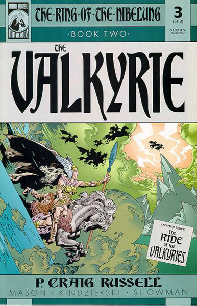 The Ring of the Nibelung: The Valkyrie #3