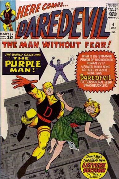 Daredevil Team Yellow.