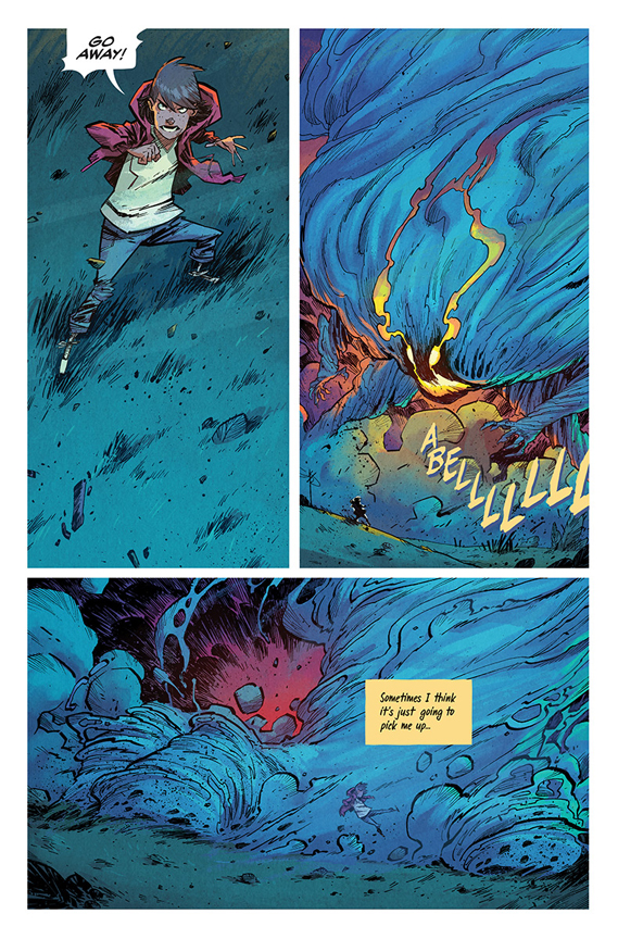 Middlewest #1 preview page 3