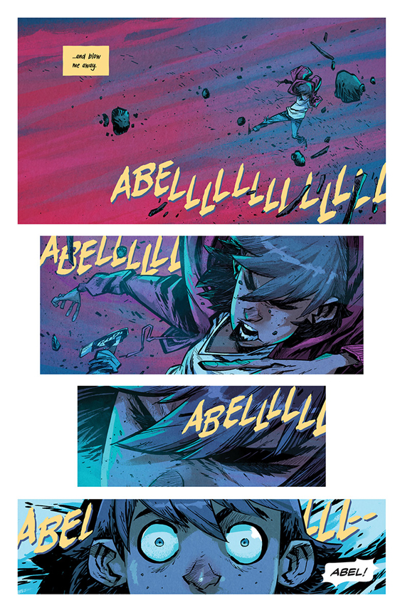 Middlewest #1 preview page 4