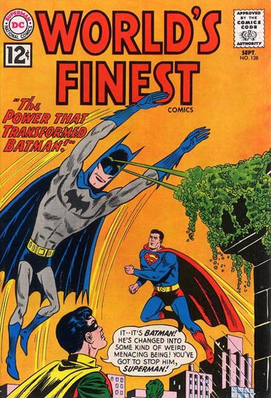 World's Finest Comics #128