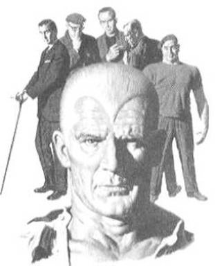 Doc Savage And His Fabulous Five