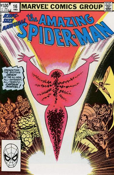 Amazing Spider-Man Annual #16