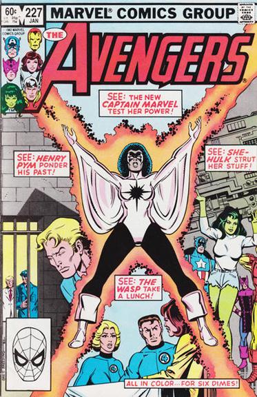 Avengers #227