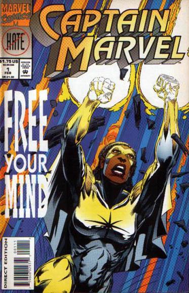 Captain Marvel #1 (1994)