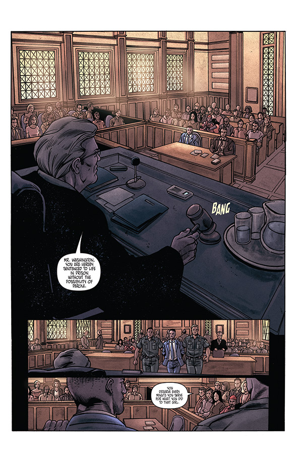 Vindication preview page 1