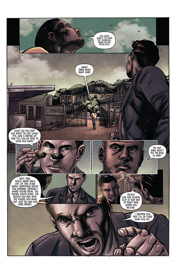 Vindication preview page 3