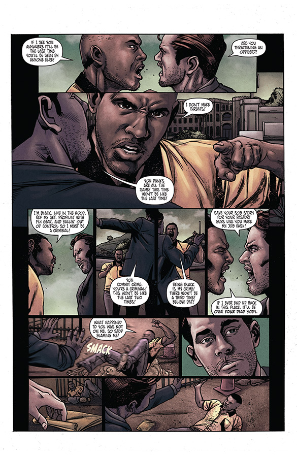 Vindication preview page 4