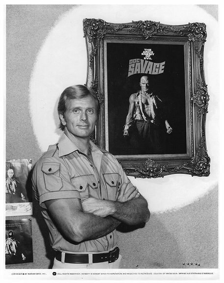 Ron Ely As Doc Savage 1975